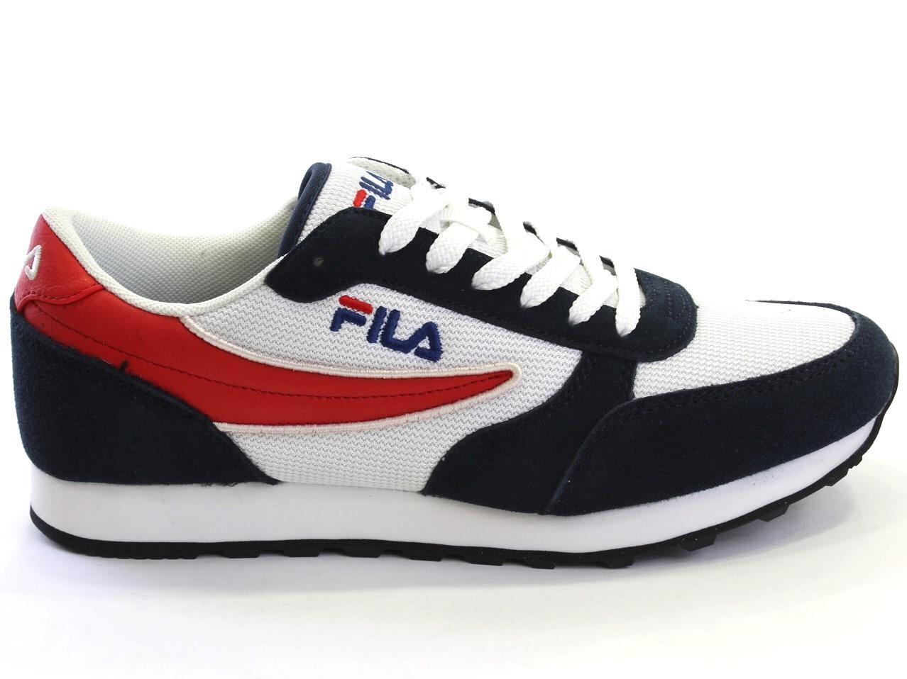 Sneakers and Espadrilles Fila 478 1010589 Glispe Store