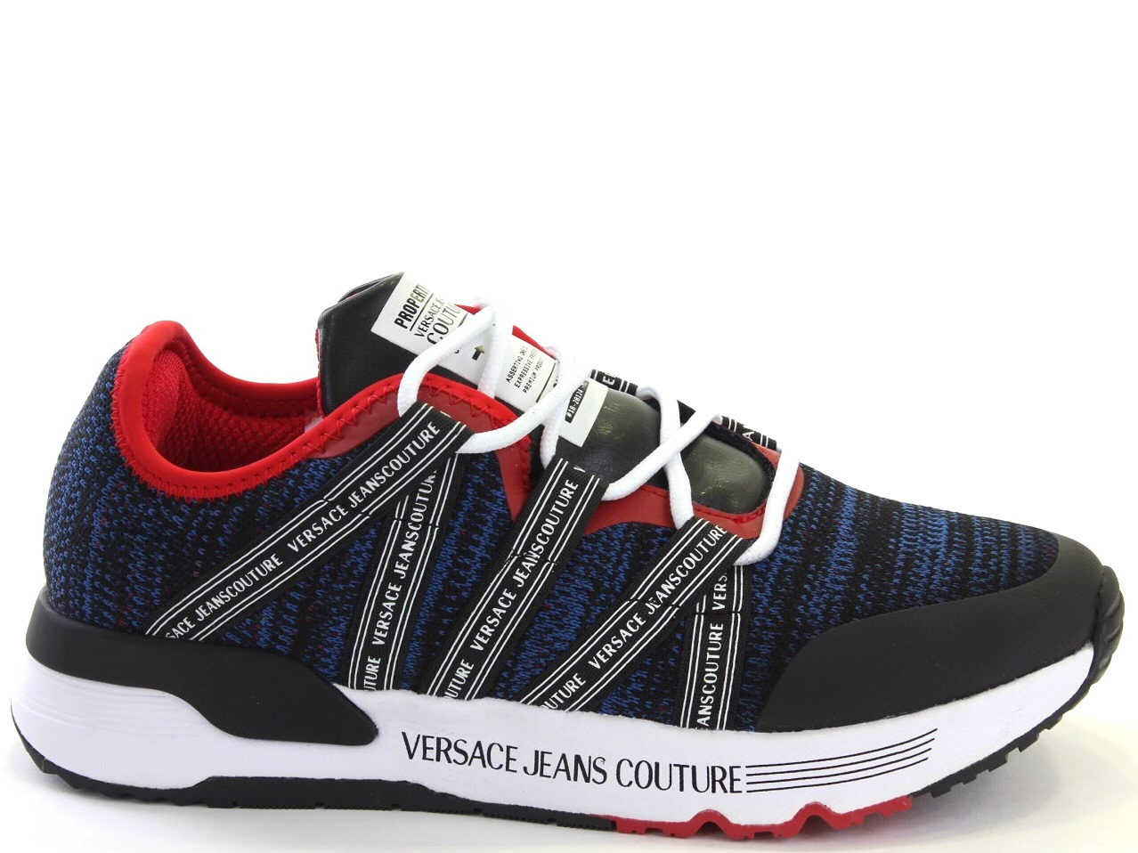 Sneakers, Espadrilles Versace Jeans - 652 71YA3SA1 ZS044