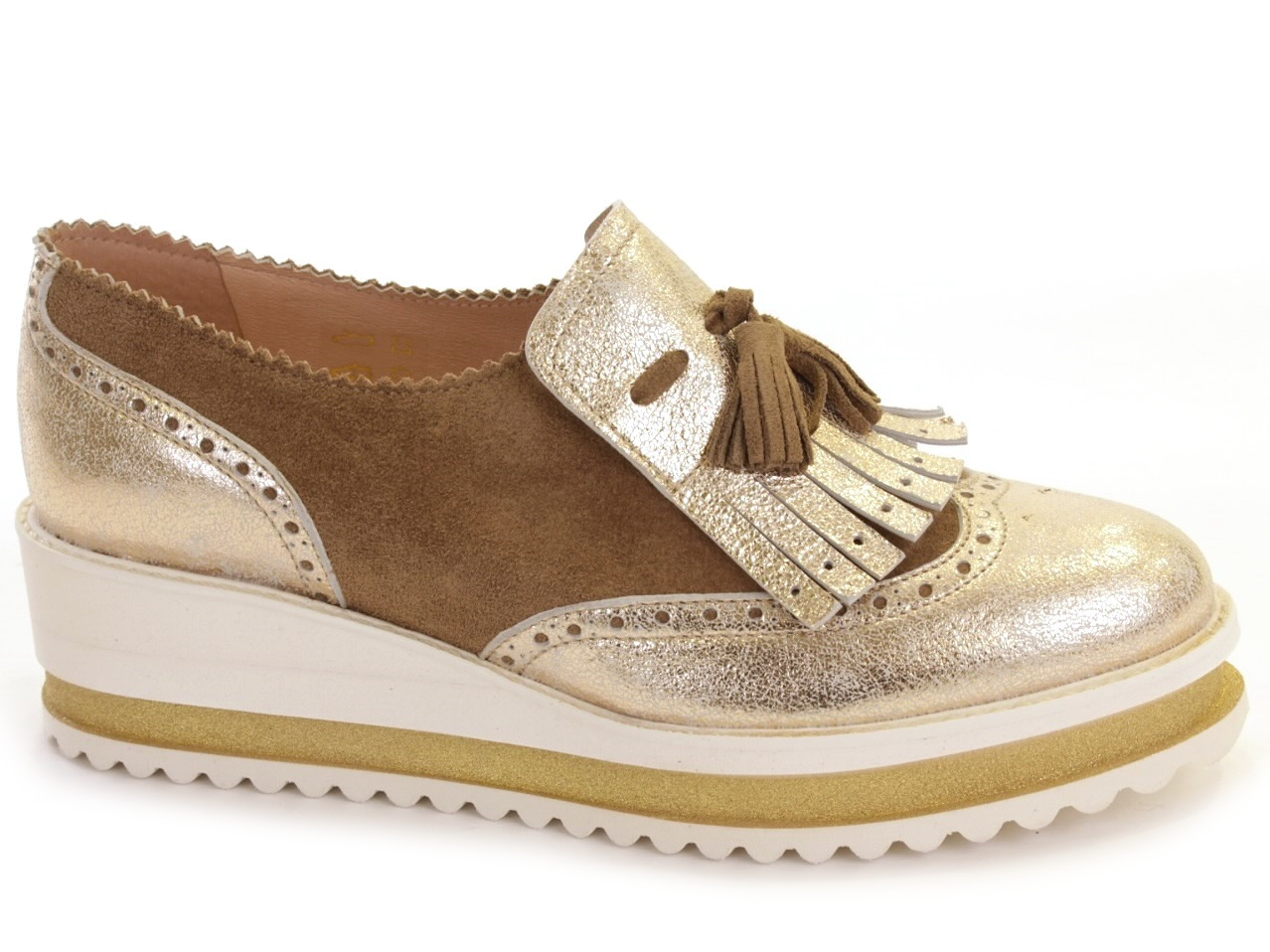 Zapatos de Cuña Sofia Costa - 085 8534