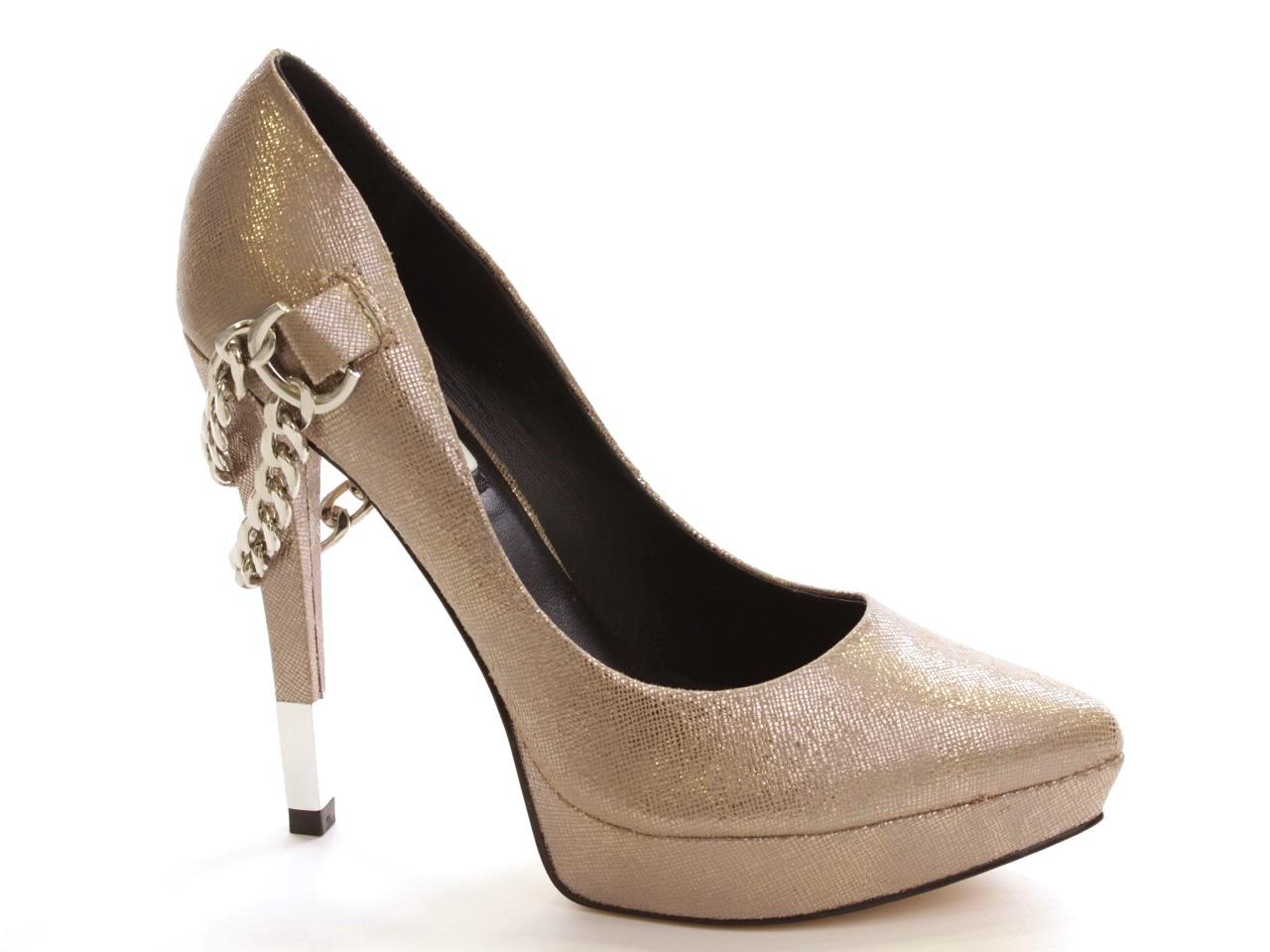 Sapatos de Salto Guess - 465 FL1LL2PEL08