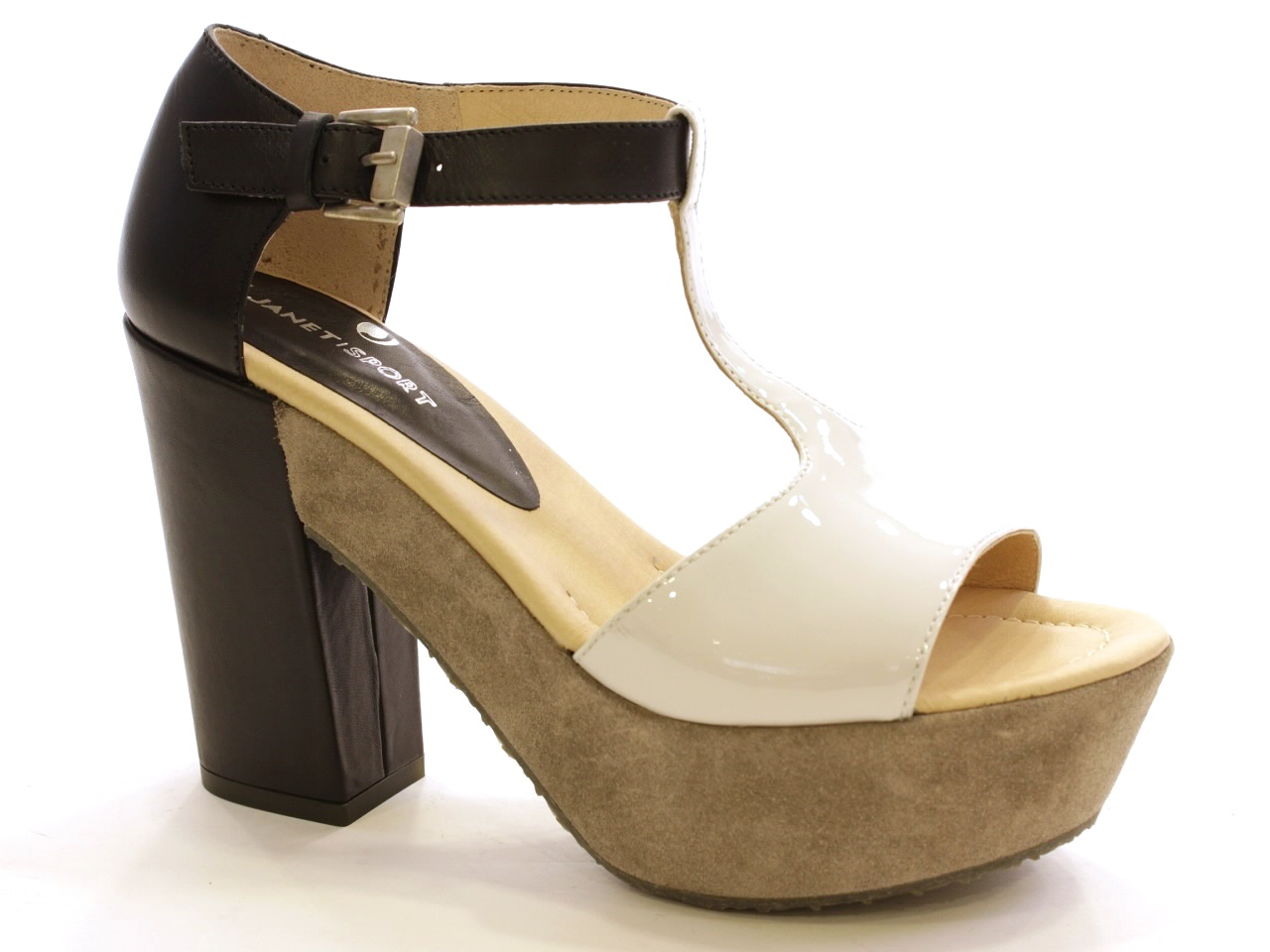 Heel Sandals Janet and Janet - 412 33727