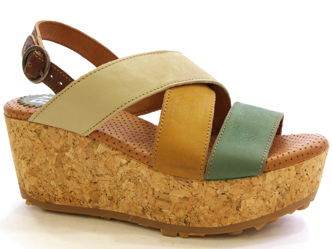 Wedge Sandals Fly London - 339 MOST