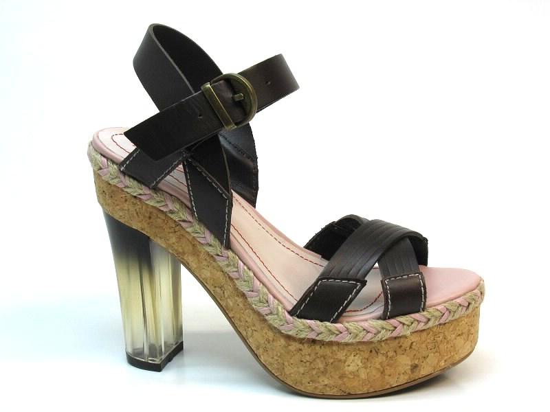 Sandálias de Salto Miss Sixty - 403Q02010
