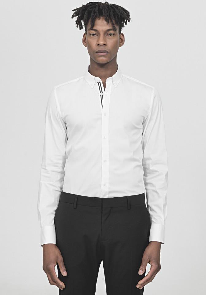 Camisas Antony Morato - 610H MMSL00523