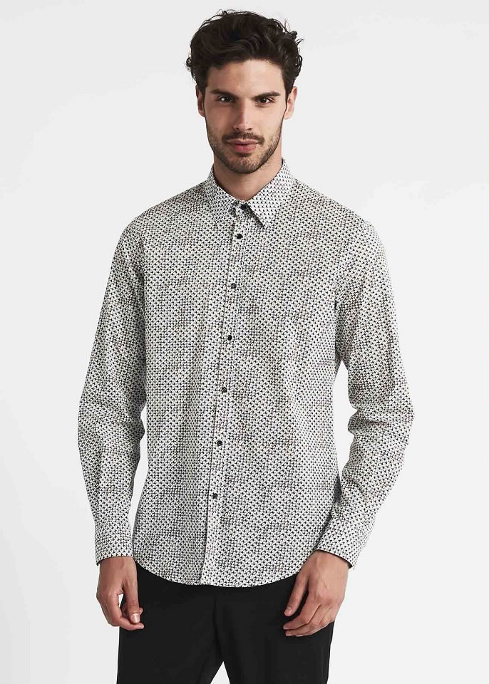Camisas Gaudi Jeans - 628H 821FU45010
