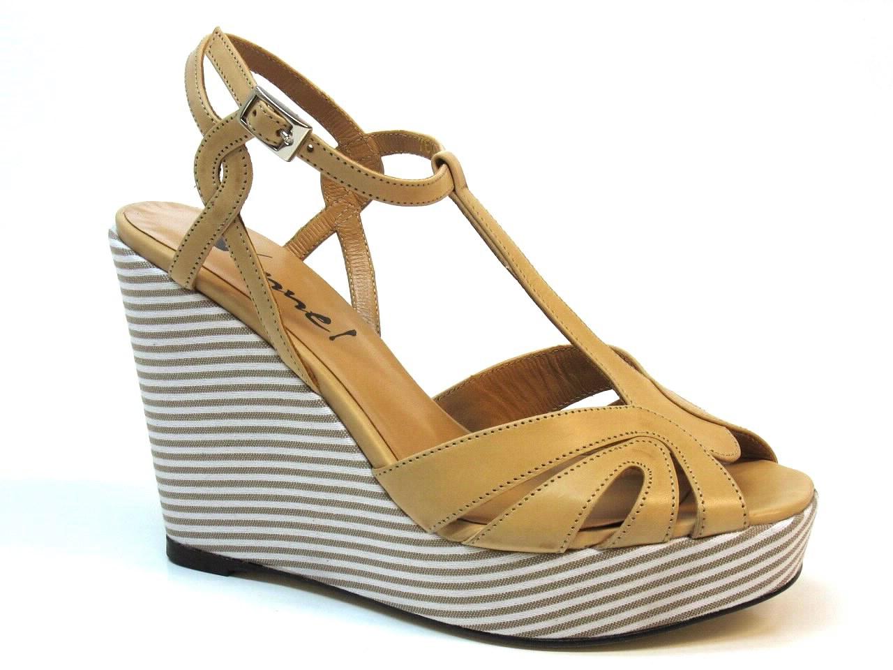 Sandálias de Cunha Vannel - 001 7609
