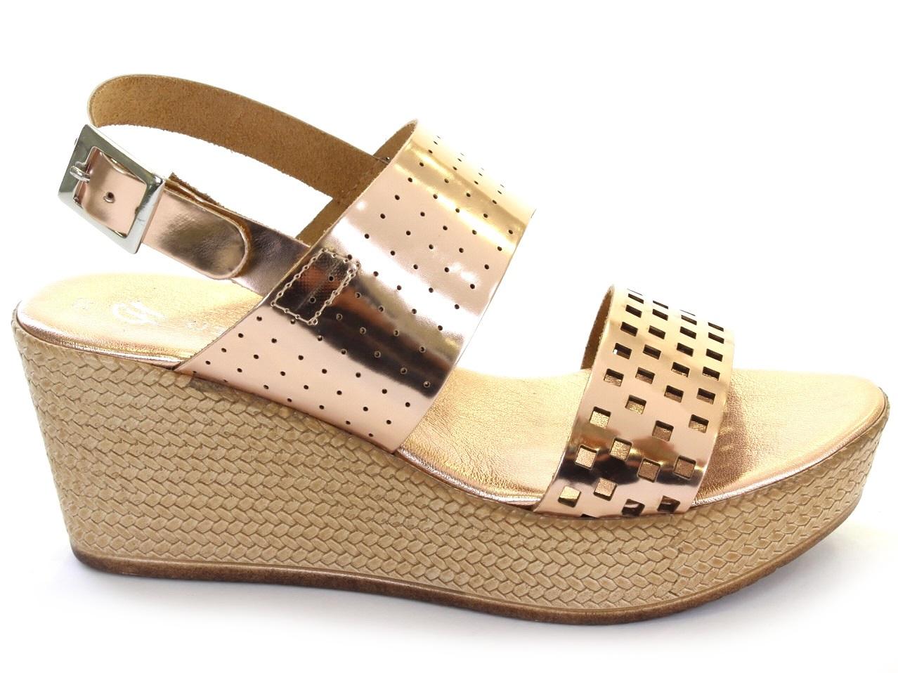 Sandálias de Cunha Charca - 427 4170