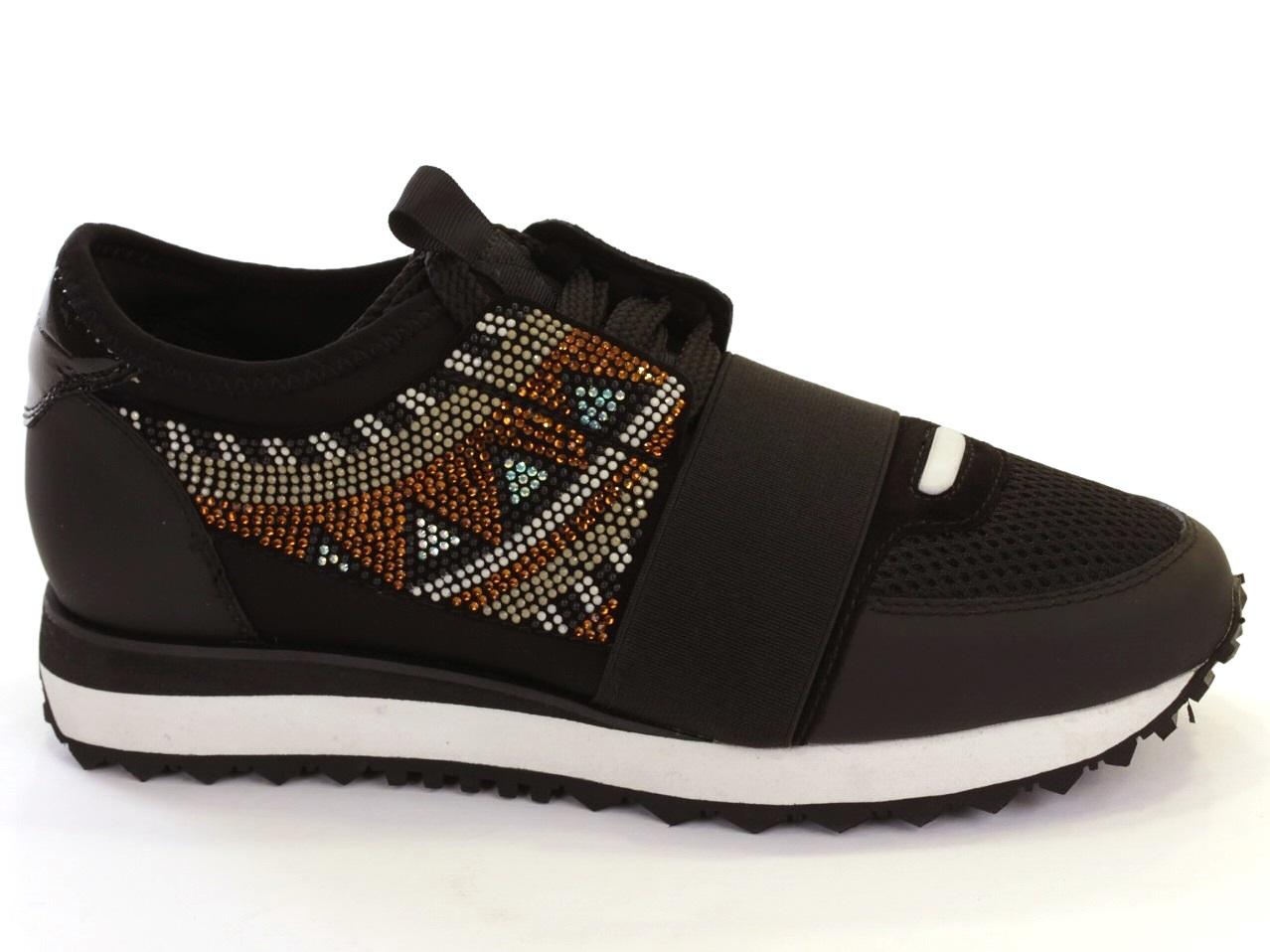 Sneakers and Espadrilles Lola Cruz - 596 301Z04BK