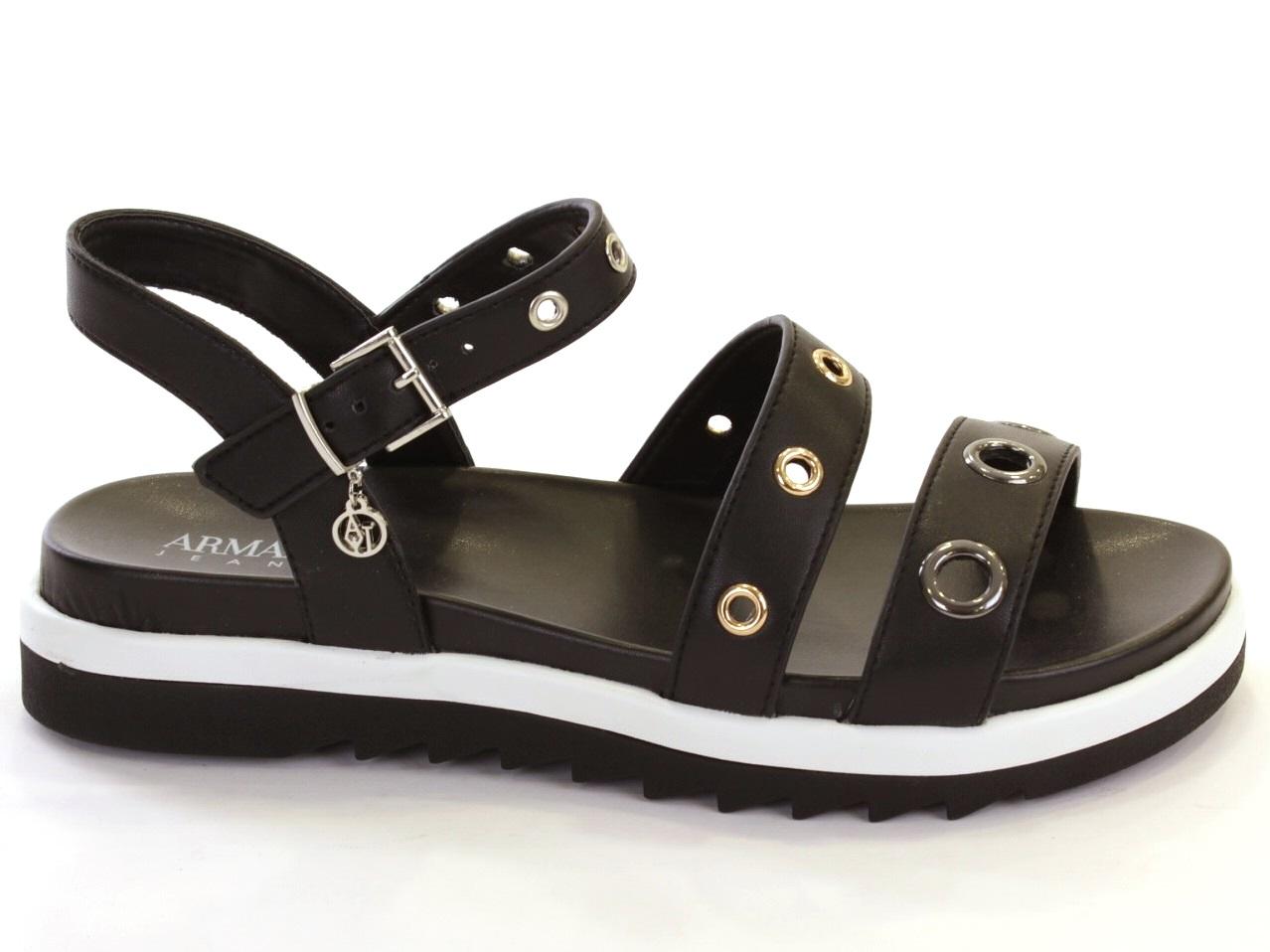 Sandales Plates Armani, Emporio - 529 925132