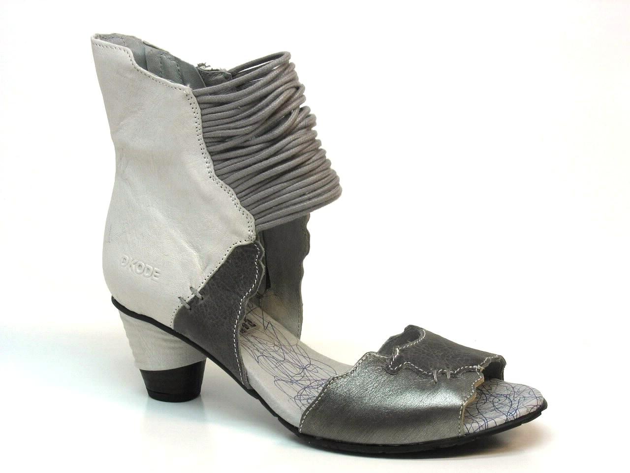 Sandálias de Salto Dkode - 398LACEOPENSS11