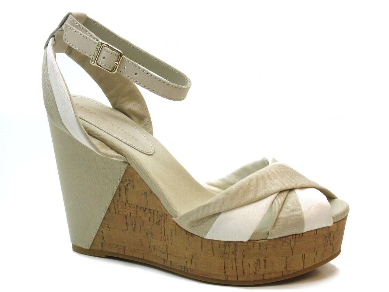 Sandálias de Cunha Tommy Hilfiger - 309 16774