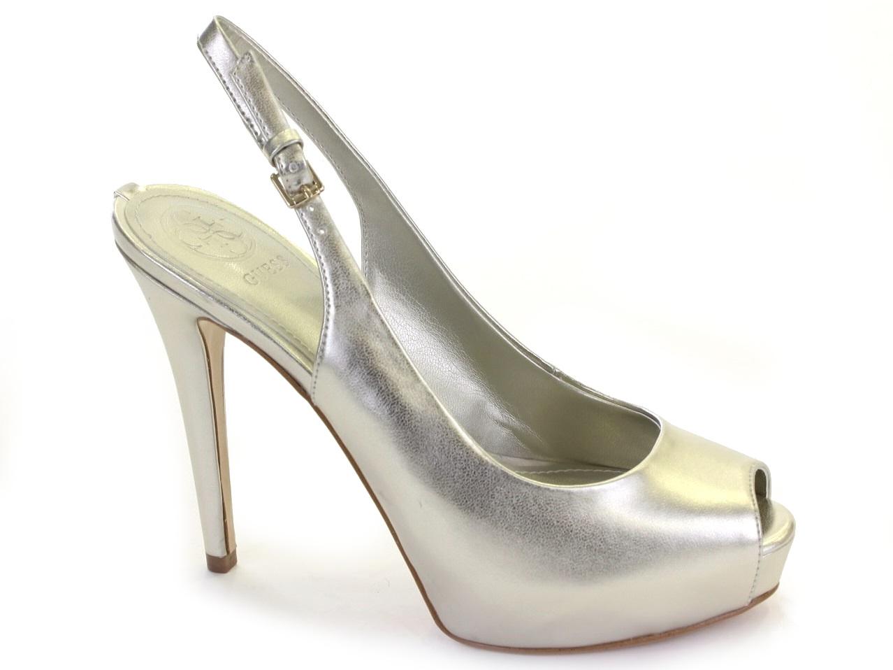 Sandales à talons Guess - 465 FLHLE1 LEL05
