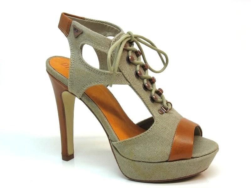Sandálias de Salto Diesel - 390Y00404PR125