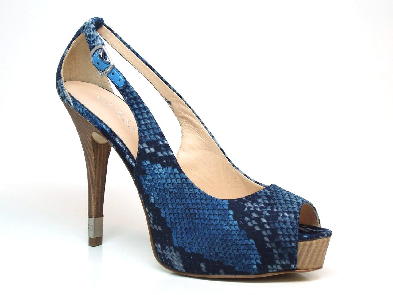 Sapatos de Salto Guess - 465FK1AE2FAP07