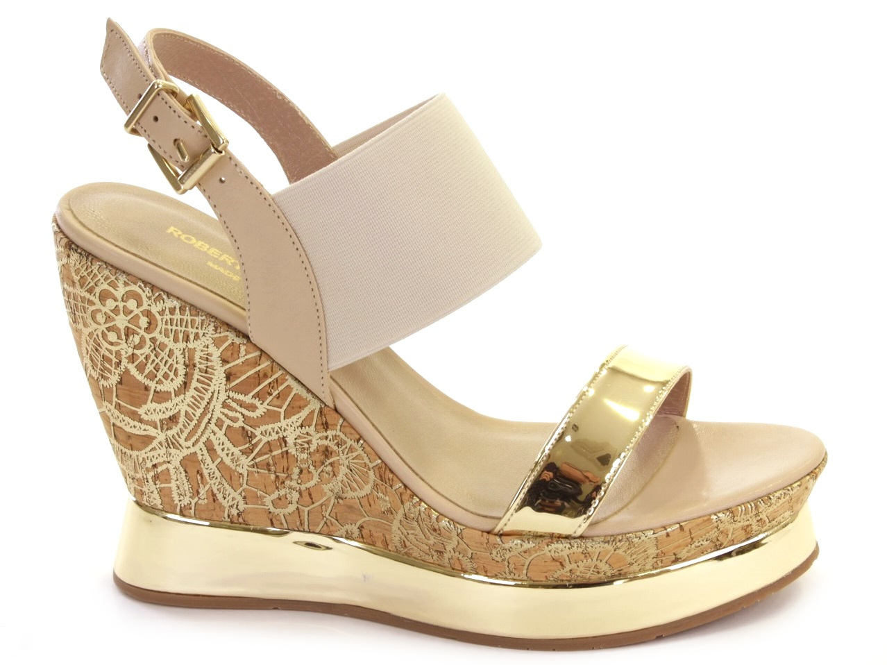 Wedge Sandals Roberto Botella - 387 MM17011