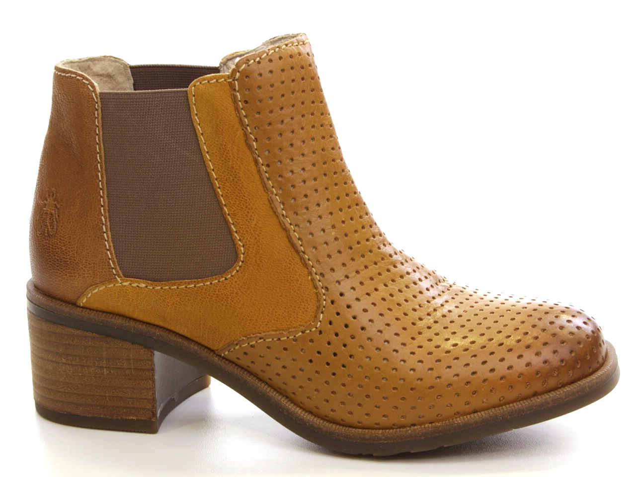 Flat Ankle Boots Fly London - 339 ANOA