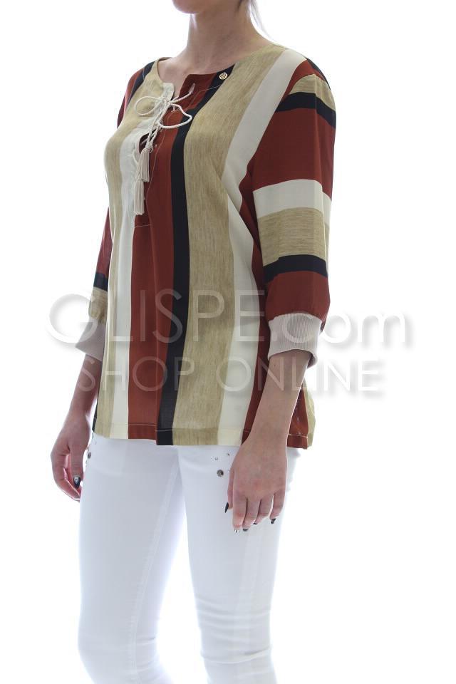 T-shirts, Tops, Túnicas, Blusas Roberta Biagi - 645 RB18VMAG2368