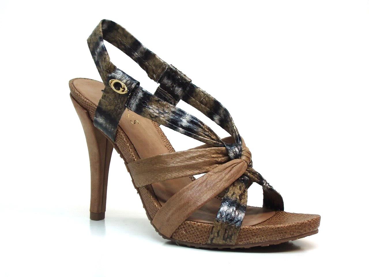 Sandálias de Salto Guess - 465FKBNNLEP03