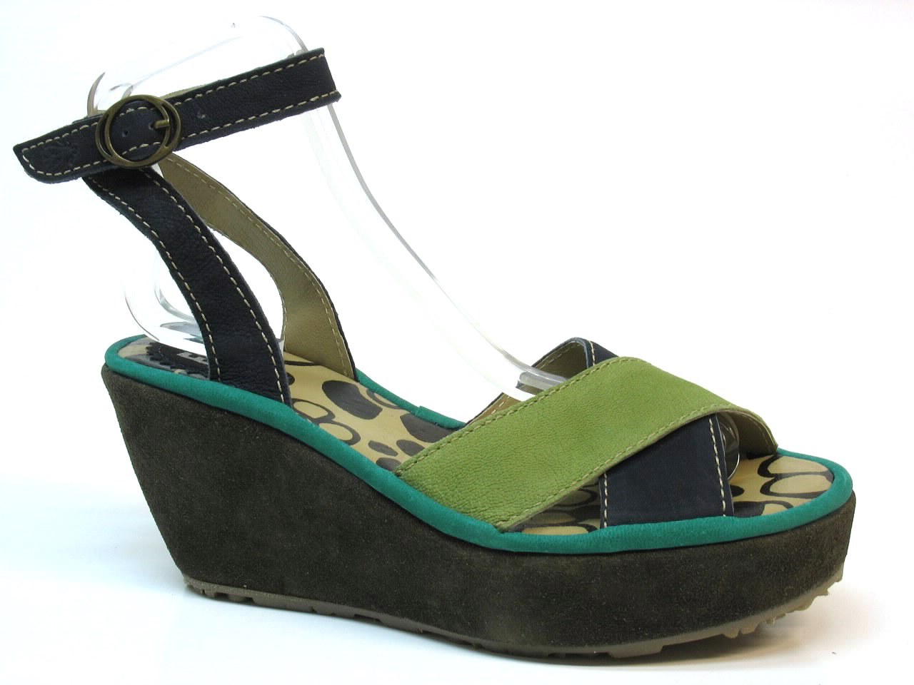 Wedge Sandals Fly London - 339 PATI