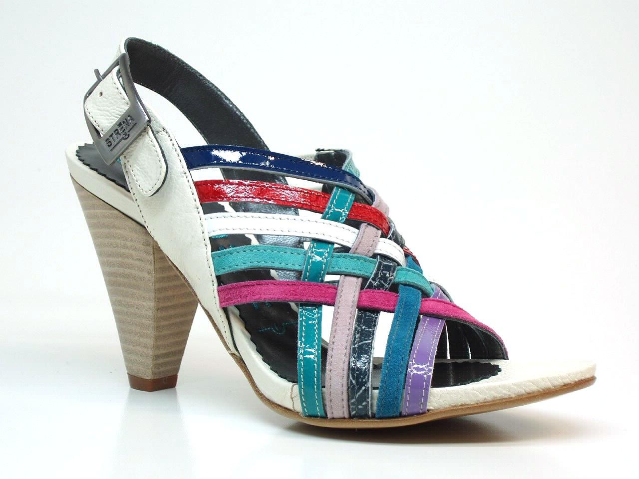 Sandálias de Salto Strena - 253SM09