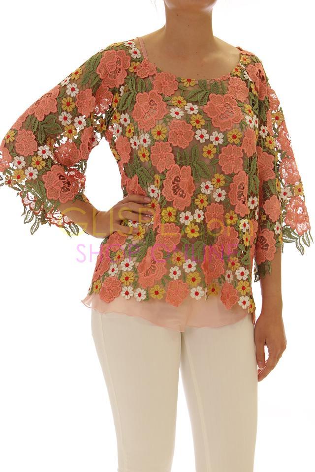 T-shirts, Tops, Tunics Sahoco - 569 SH1501417D