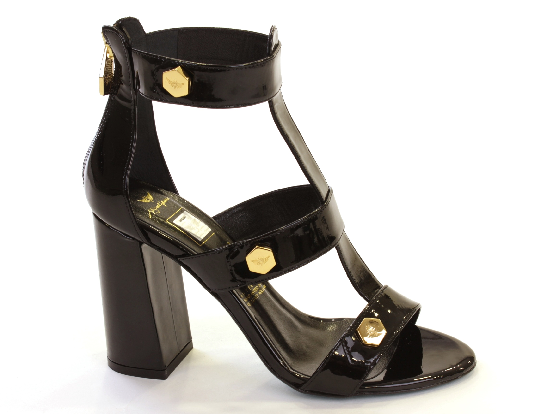 Heel Sandals Miguel Vieira - 001 MVW17003