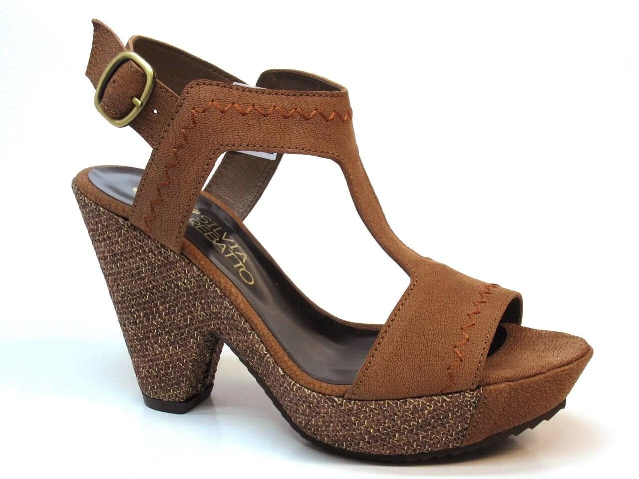Heel Sandals Silvia Rebatto - 019 S8822