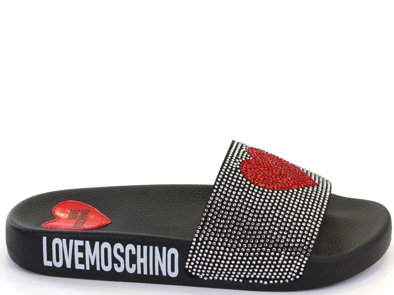Chinelos de Rua e Praia Love Moschino | Moschino - 664 JA28012G0CI1