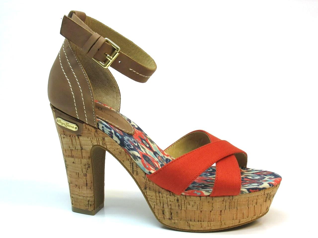 Sandálias de Salto Pepe Jeans - 608 PRN-272