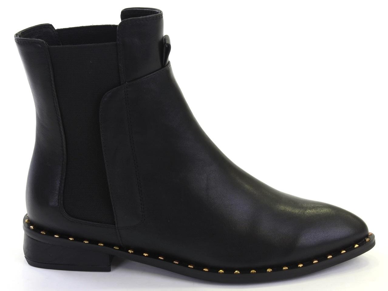 Flat Ankle Boots Rebecca White - 649 RW805