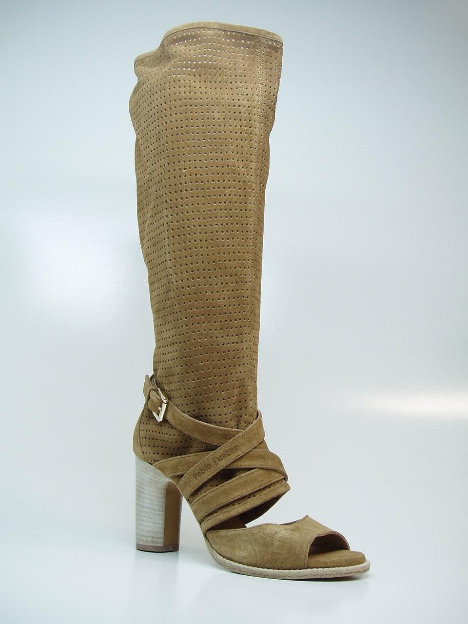 Heel Boots Pablo Fuster - 0129191