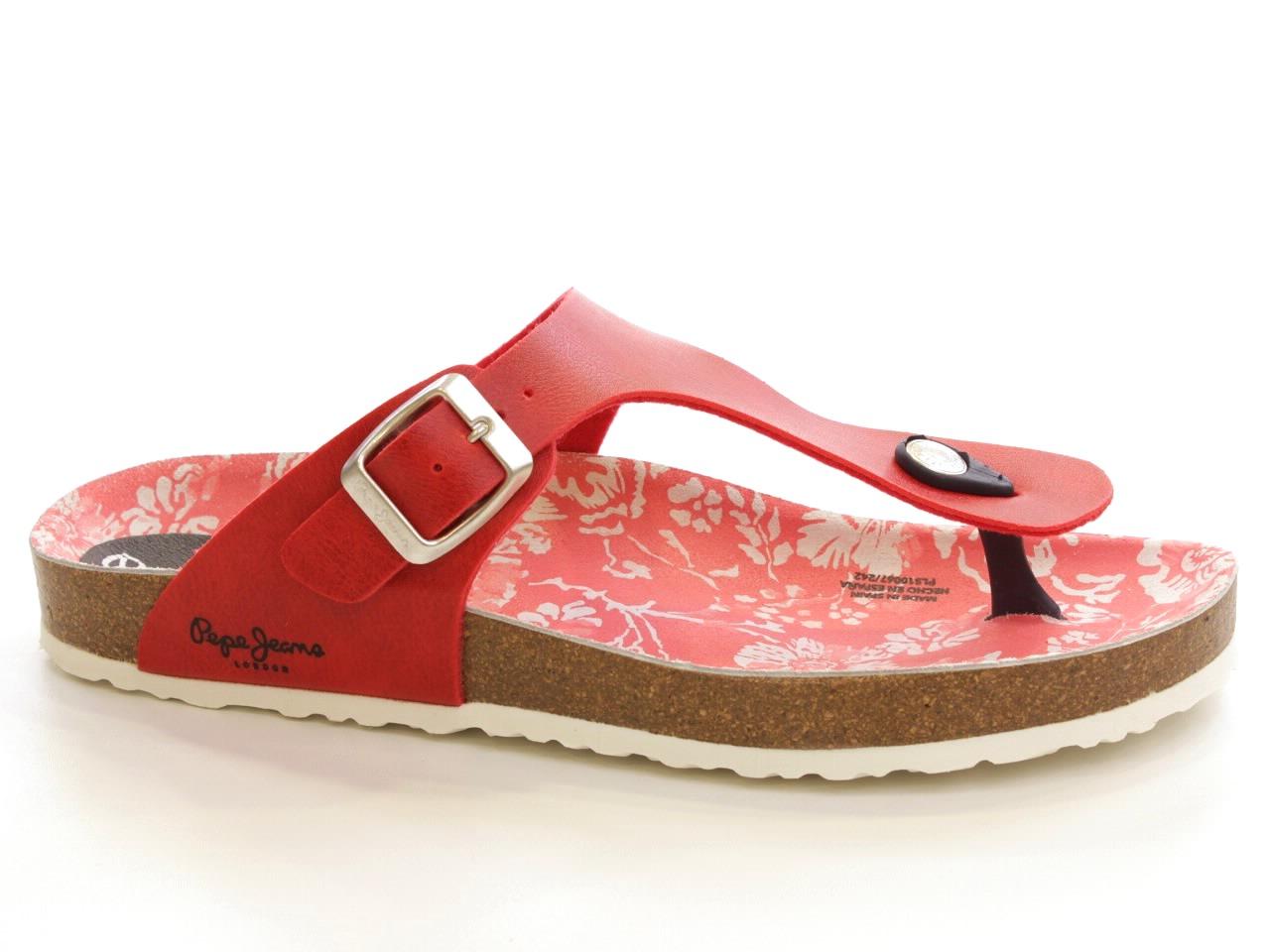 Sandales Plates Pepe Jeans - 608 PLS10067