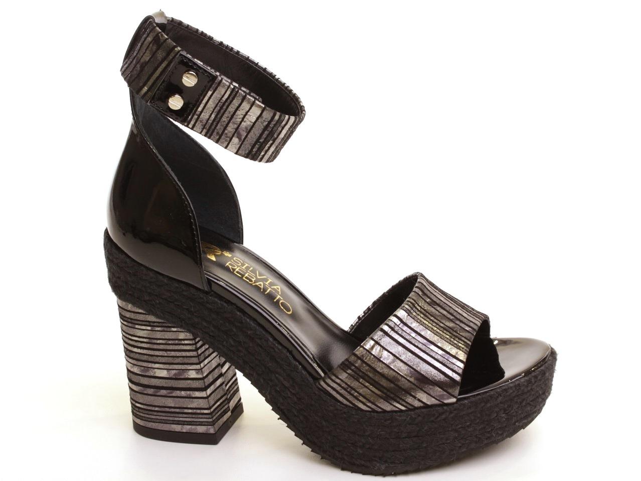 Sandales à talons Silvia Rebatto - 019 S9502