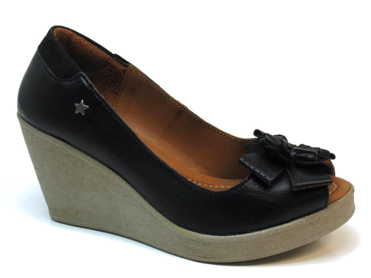 Chaussures à Talons Compensés Cubanas - 334 CULT400