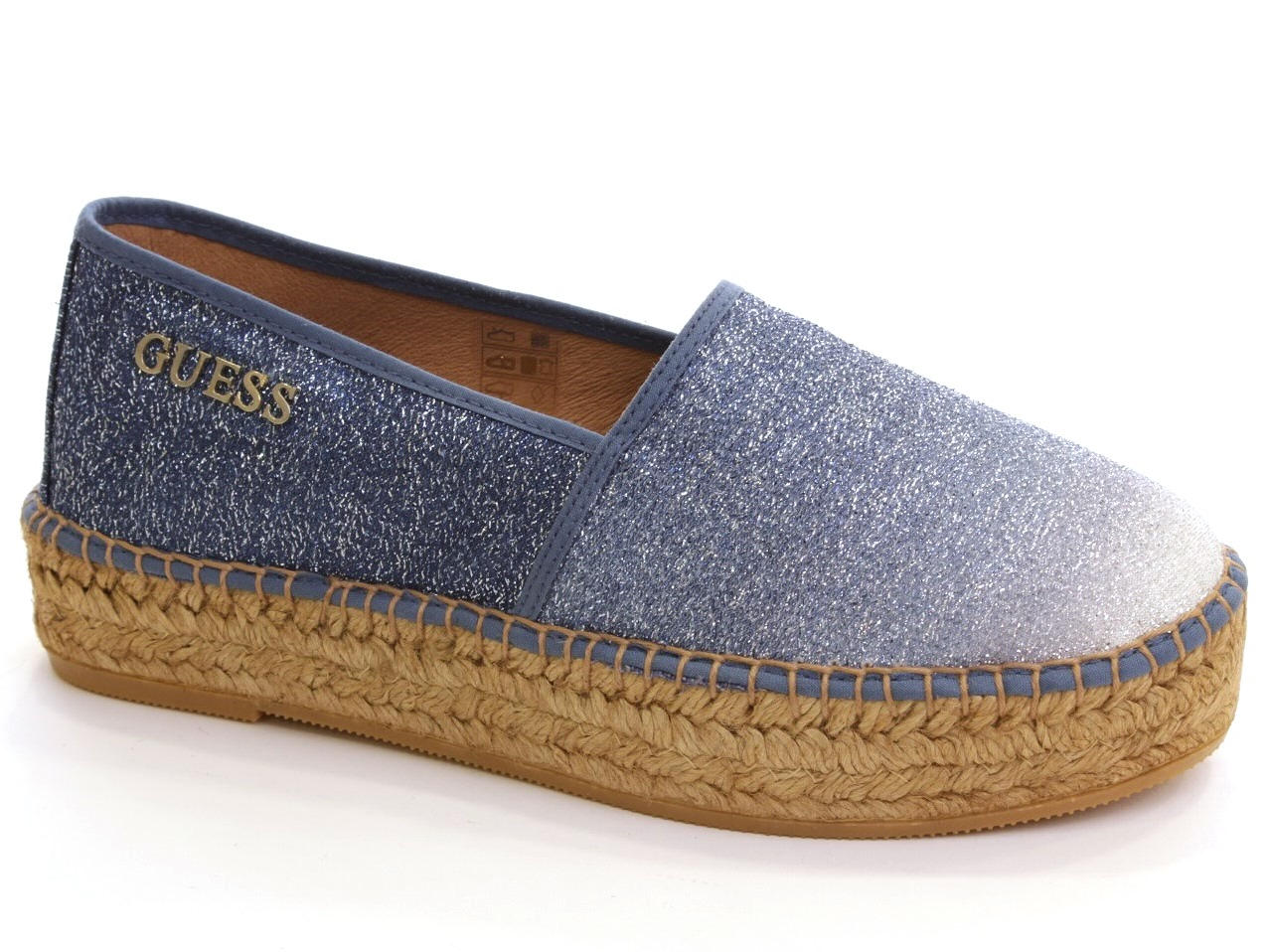 Sneakers and Espadrilles Guess - 465 FLROS2 FAM14