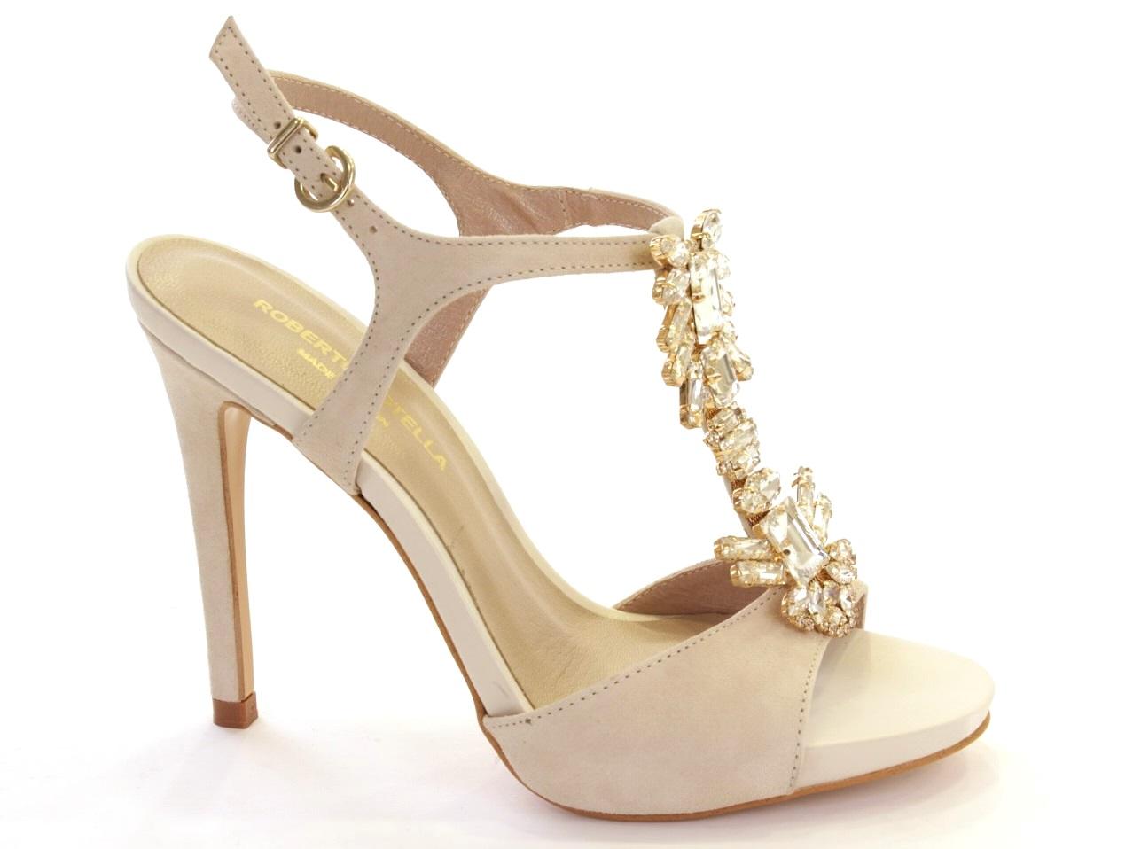 Sandálias de Salto Roberto Botella - 387 MM17071