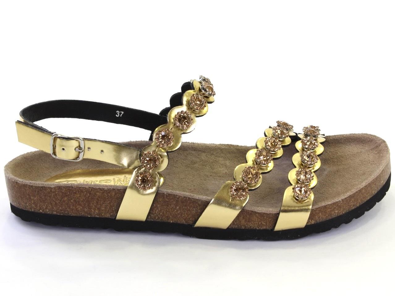 Sandálias Baixas Rebecca White - 649 SRW782