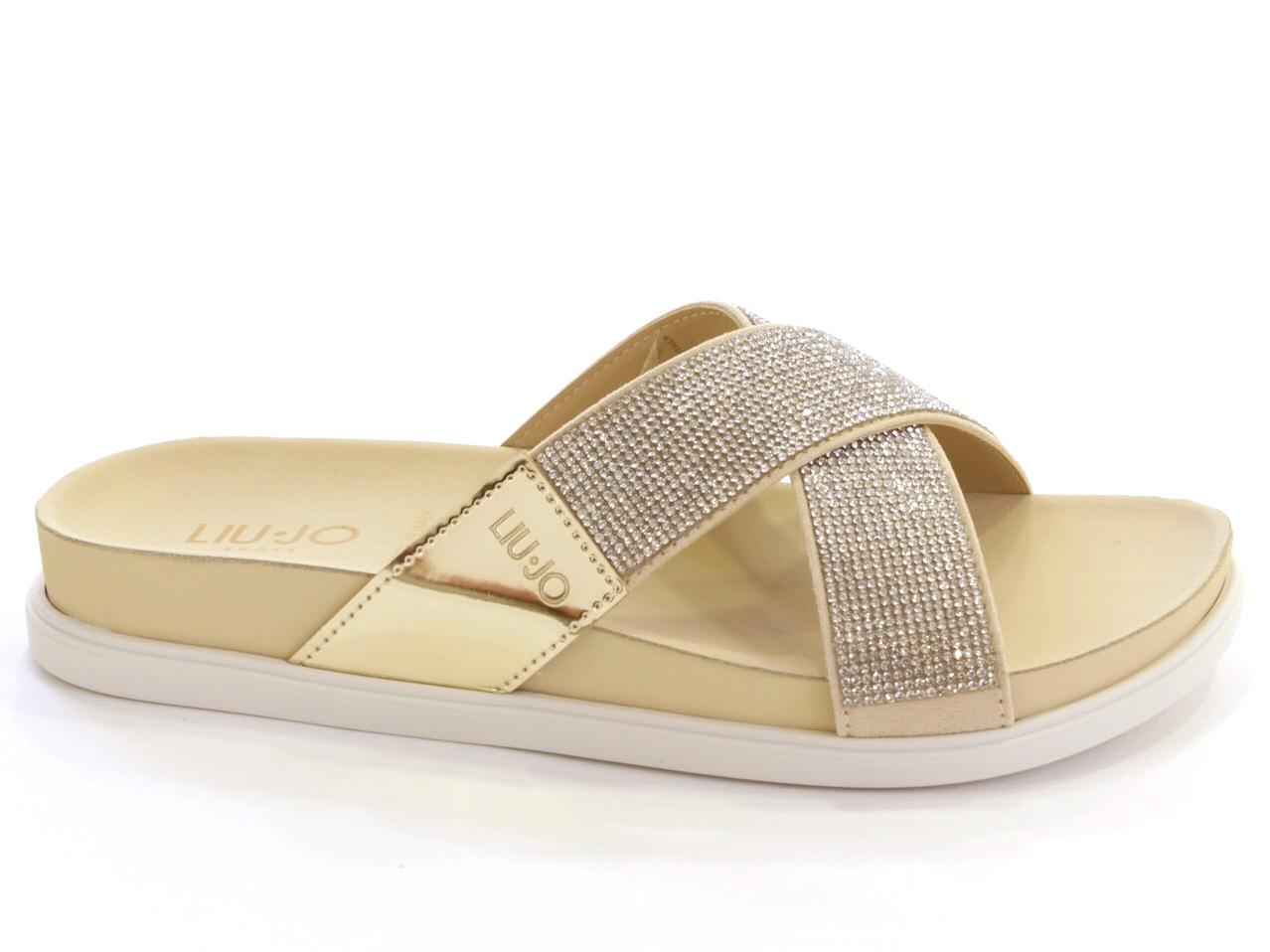 Sandales Plates Liu Jo - 630 S17069