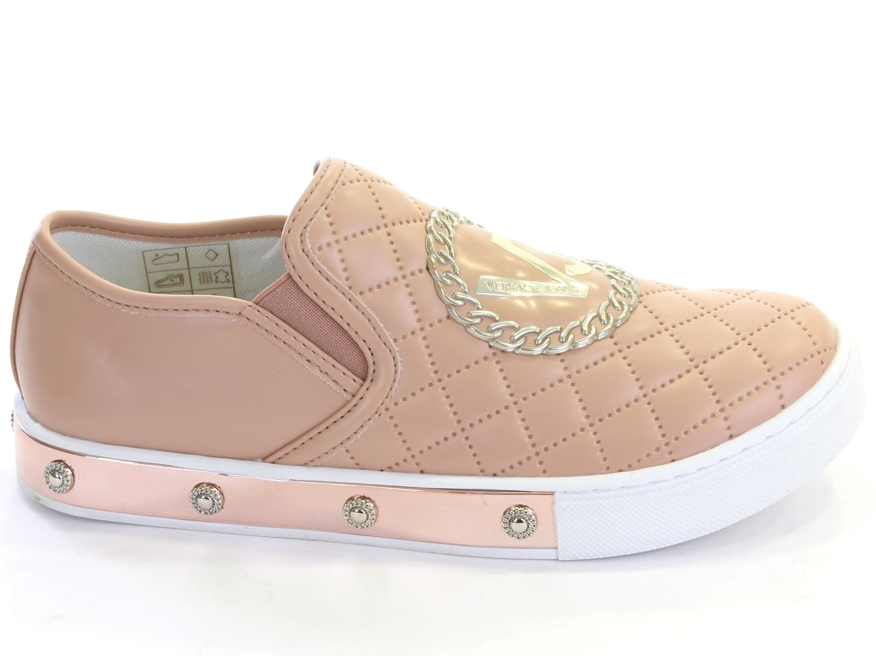 Sneakers and Espadrilles Versace Jeans - 652 E0VRBSG1 70059