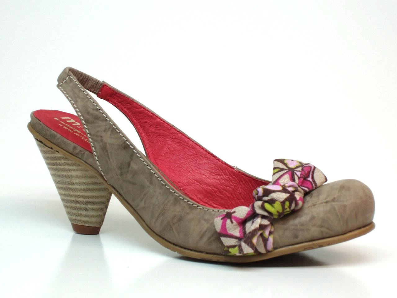 Sapatos de Salto Missanga - 463XV10732005S