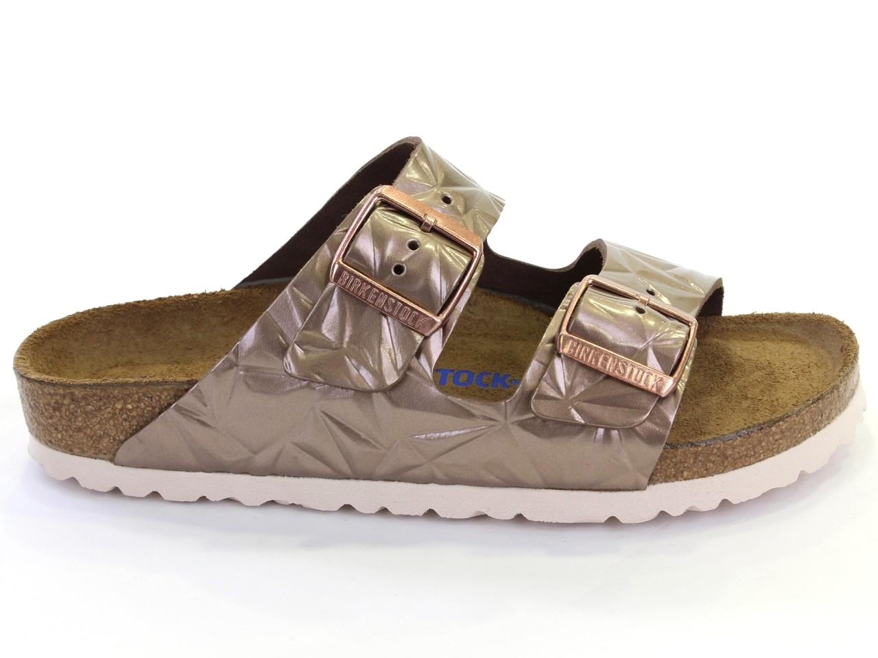 Flat Sandals Birkenstock - 663 ARIZONA SPECTRAL