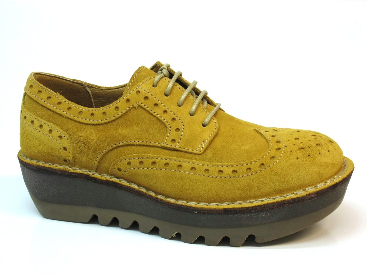 Sapatos Baixos, Sabrinas, Mocassins Fly London - 339JANE