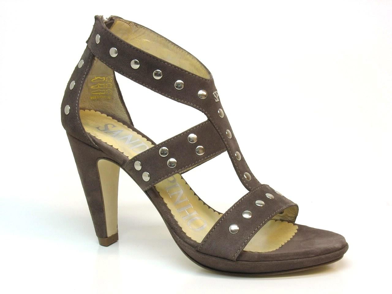 Sandálias de Salto Sandro Pinho - 4193770