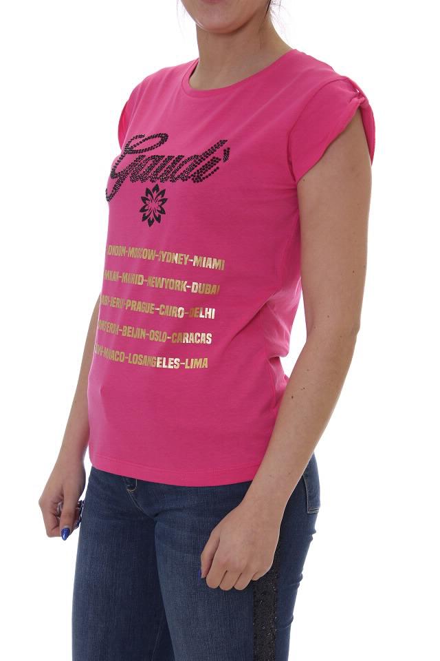 T-shirts, Tops, Túnicas, Blusas Gaudi Jeans - 628M 911BD64025