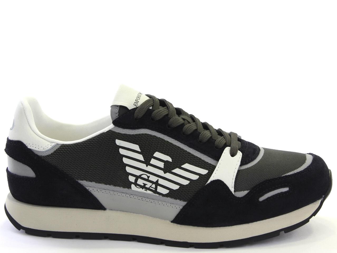 Sneakers, Espadrilles Armani, Emporio - 529 X4X537 XM678 Q446