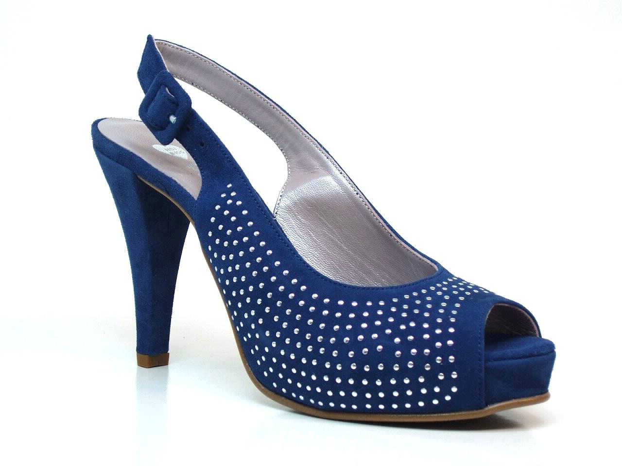 Sapatos de Salto Anónima - 4693077