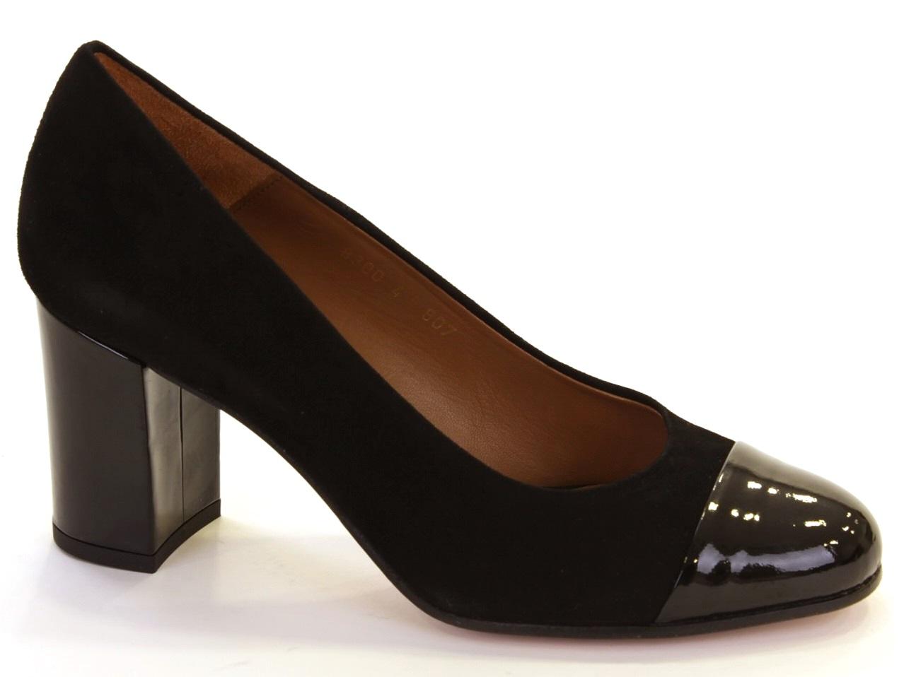 Sapatos de Salto Vannel - 001 8300