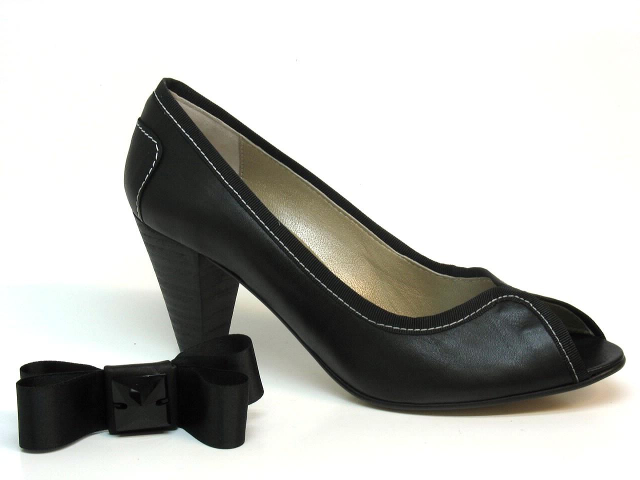 Sapatos de Salto Missanga - 463MV11144004S