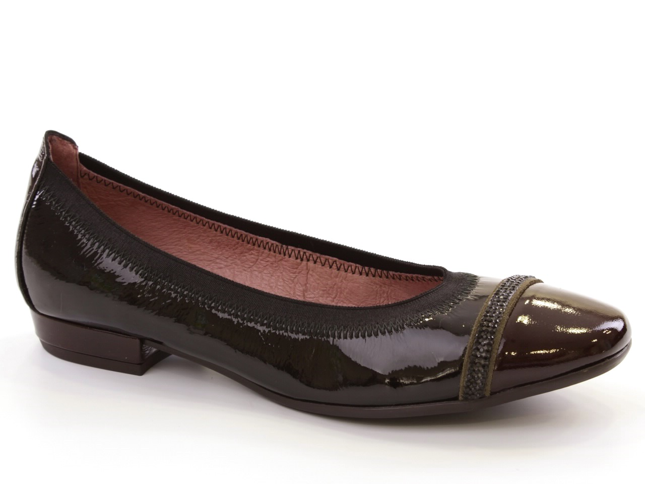 Sapatos Baixos, Sabrinas, Mocassins Hispanitas - 165 CHI40216