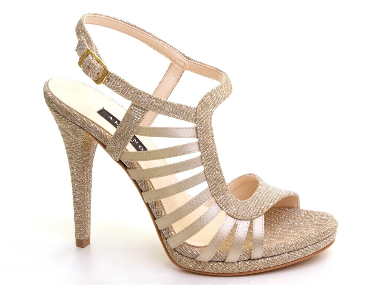 Sandálias de Salto Albano - 627 4676
